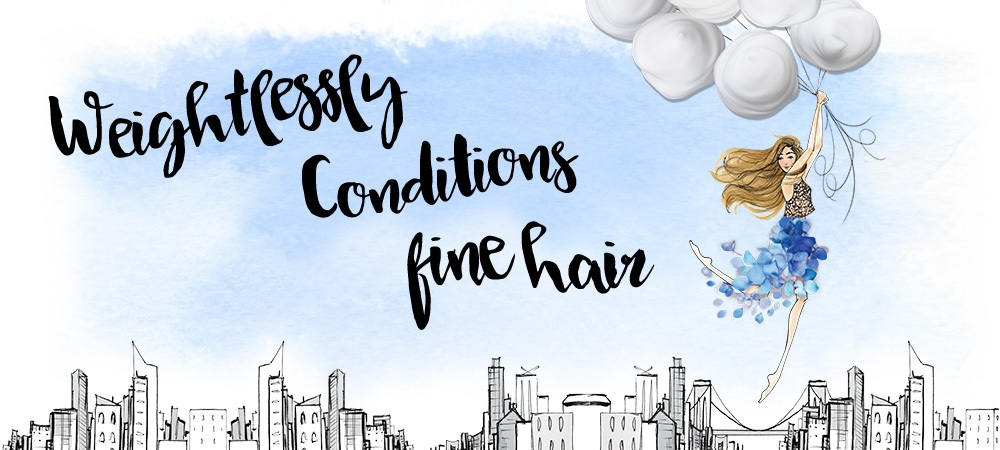 Herbal Essences Weightlessly Conditions Fine Hair