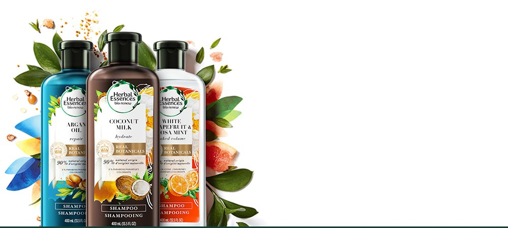 Herbal Essences Discover Our Enticing Ingredients