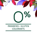 Herbal Essences 0% Parabens - Gluten - Colorants