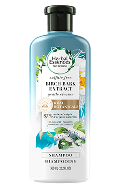 Birch Bark Extract Shampoo