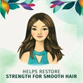 Herbal Essences Helps Restore Strength For Smooth Hair