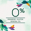 Herbal Essences 0% Parabens Gluten Mineral Oil