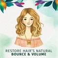 Herbal Essences Restores Natural Bounce Volume