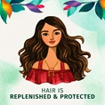 Herbal Essences Hair Is Replenished & Protected