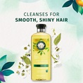 Cleanses For Smooth Shiny Hair