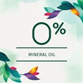 0% mineral oil