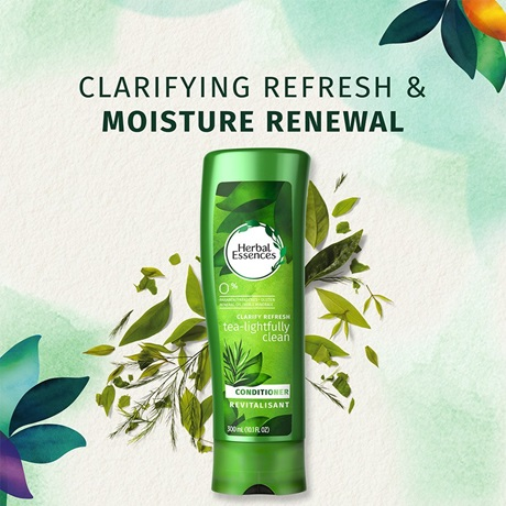 Herbal Essences Tea Lightfully Clean Moisturizing Conditioner