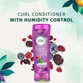 Curl Conditioner With Humidity Control