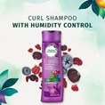 Curl Shampoo With Humidity Control