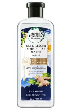 Micellar Water & Blue Ginger Shampoo