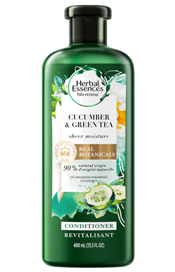 Cucumber and Green Tea Conditioner