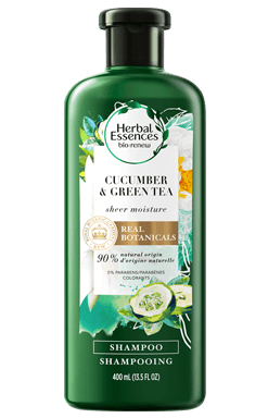 Cucumber and Green Tea Shampoo