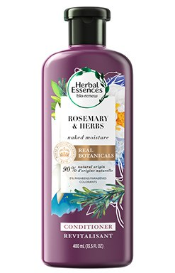 Biorenew Naked Rosemary and Herbs Moisture Conditioner