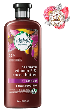 Vitamin E with Cocoa Butter Shampoo