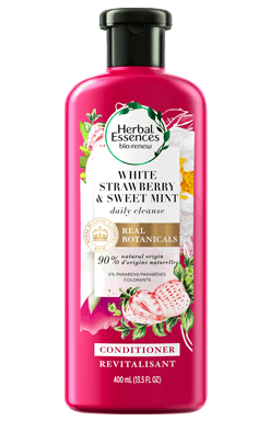 White Strawberry & Sweet Mint Conditioner