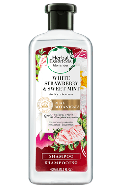 White Strawberry & Sweet Mint Shampoo