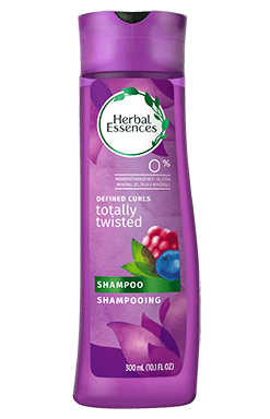 Totally Twisted Curly Hair Shampoo