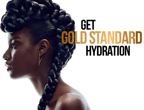 Get Gold Standard Hydration