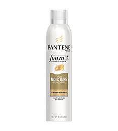 Daily Moisture Renewal Foam Conditioner