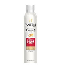 Radiant Color Shine Foam Conditioner