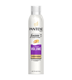 Sheer Volume Foam Conditioner