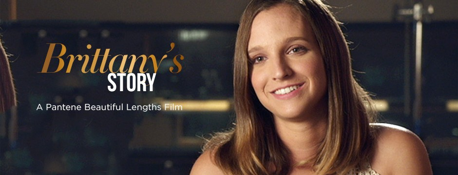 Brittany's Story A Pantene Beautiful Lengths Film
