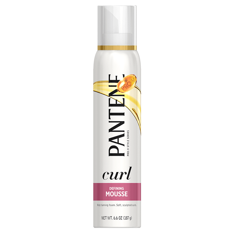 Mousse For Curly Hair Pantene