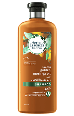 Golden Moringa Oil Shampoo