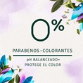 0% Parabenos - Colorantes