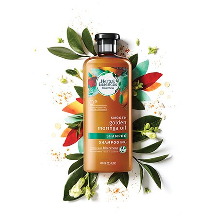 Champú Golden Moringa Oil