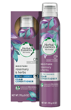 Rosemary And Herbs Foam Conditioner Box