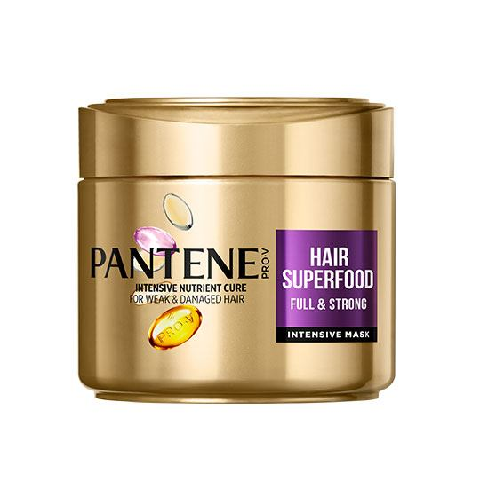 Intensive Mask Pantene Full & Strong