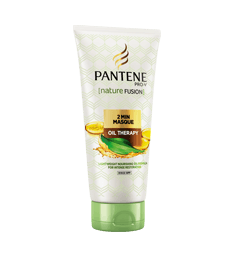 2 minutowa Maska Nature Fusion Oil Therapy | Pantene