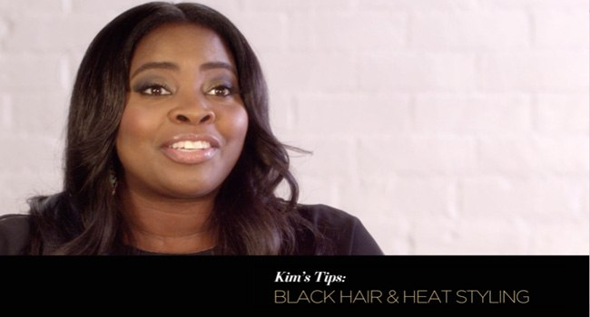 Black Hair and Heat Styling